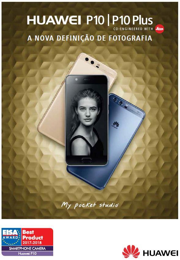 Huawei P10 EISA Award EISA, Huawei, Huawei P10, Huawei Watch 2, prémios