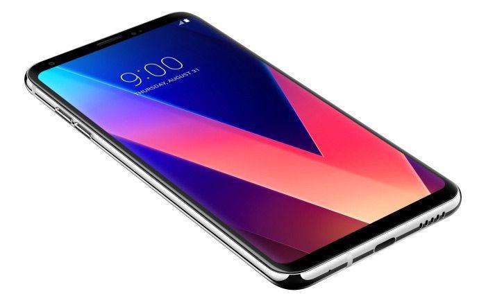 LG V30 topo de gama