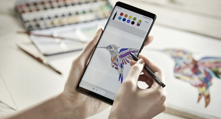 Galaxy Note 8 Stylus
