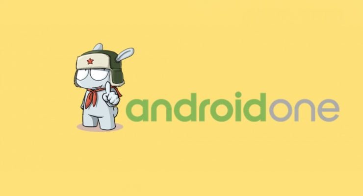 Xiaomi Google Android One