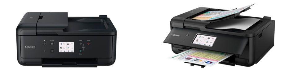 PIXMA Home Office: Canon apresenta as suas novas impressoras 4-em-1, a PIXMA TR7550 e a PIXMA TR8550