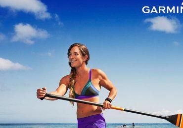 Gadgets Garmin para continuar em forma durante o Verão