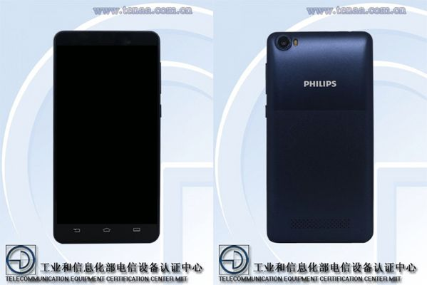 Android Smartphone Philips
