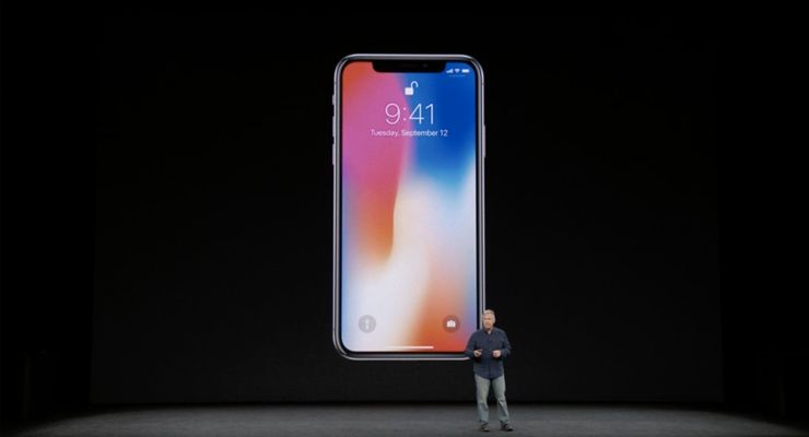Apple iPhone X Samsung