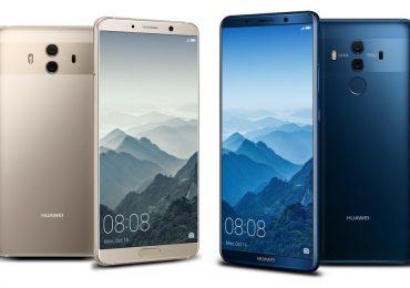 Huawei Mate 10 e Huawei Mate 10 Pro