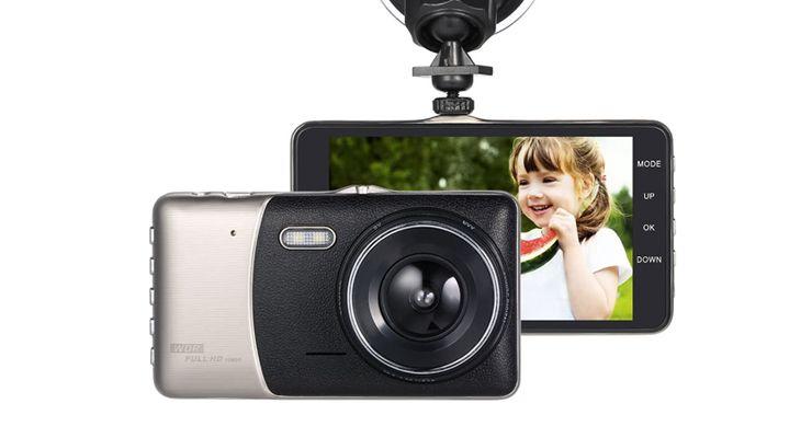 KKmoon câmara de bordo