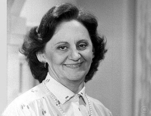 Laura Cardoso- Livre para Voar 1984 Cedoc