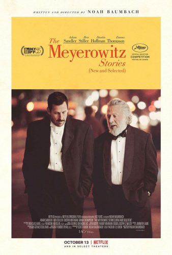 The Meyerowitz Stories (New and Selected), de Noah Baumbach