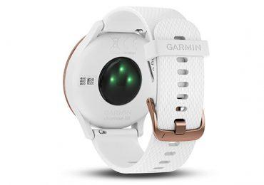 Garmin smartwatch híbrido com ecrã táctil