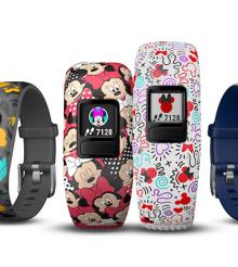 Garmin e Disney apresentam novos monitores de atividade vívofit® jr. 2 para crianças