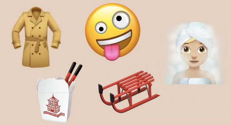 Apple iOS 11.1 Emoji