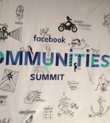 Facebook: Communities Summit chega à Europa em 2018