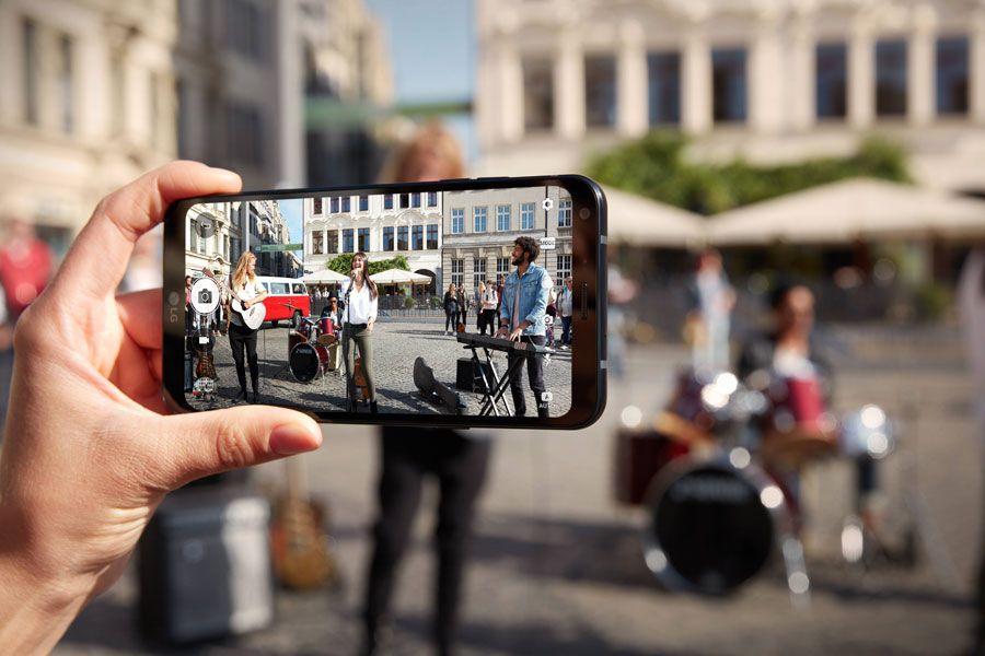 Smartphone LG Q6