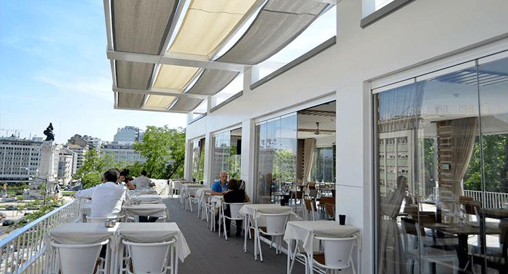 Terraço do Marquês apresenta quatro novos menus de grupo para eventos