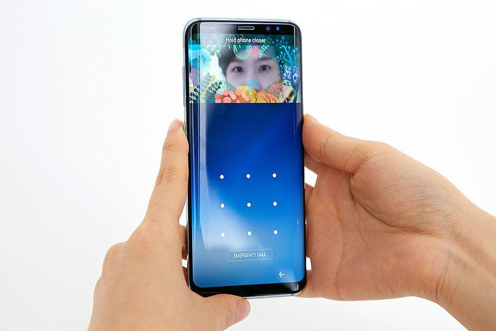 Tela inicial do celular