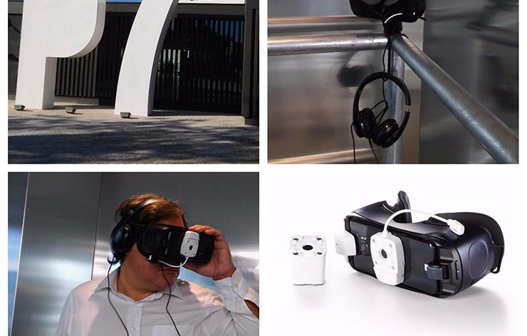 Gateway é parceira da Edigma na proteção dos óculos VR do Miradouro do Pilar 7 da Ponte 25 de Abril