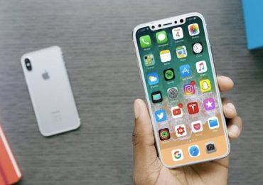 iPhone X ecrã frio