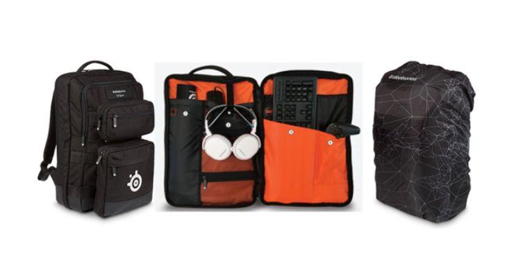 Targus e a SteelSeries criam mochila em conjunto