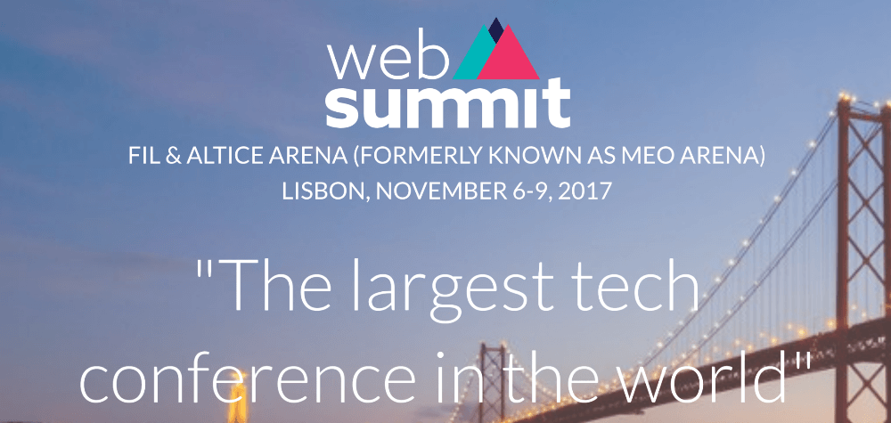 Web Summit | Comissão Europeia aposta em startups para promover investimento