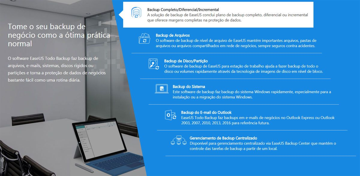 EaseUS Todo Backup Workstation 11.0