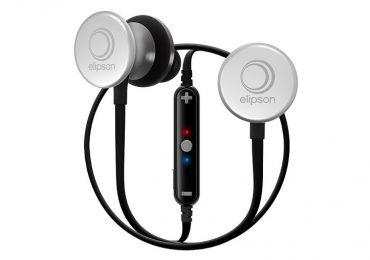Elipson apresenta os seus primeiros headphones in-ear