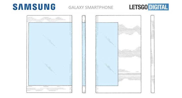 Samsung Galaxy X patente