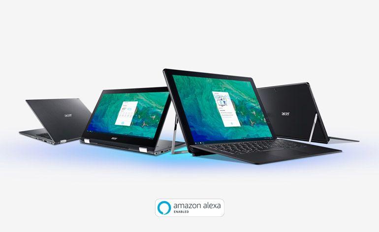 Acer Leva Amazon Alexa para o PC em 2018