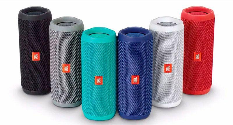 Colunas Bluetooth JBL Flip 4