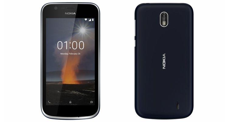 Nokia 1 MWC