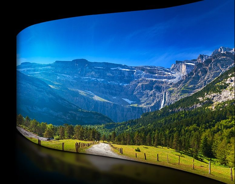 Samsung ISE 2018 IF DLED SIGNAGE TN 3D Cinema LED, Integrated Systems Europe, Intelligent UHD Signage, ISE 2018, Samsung, The Wall Professional