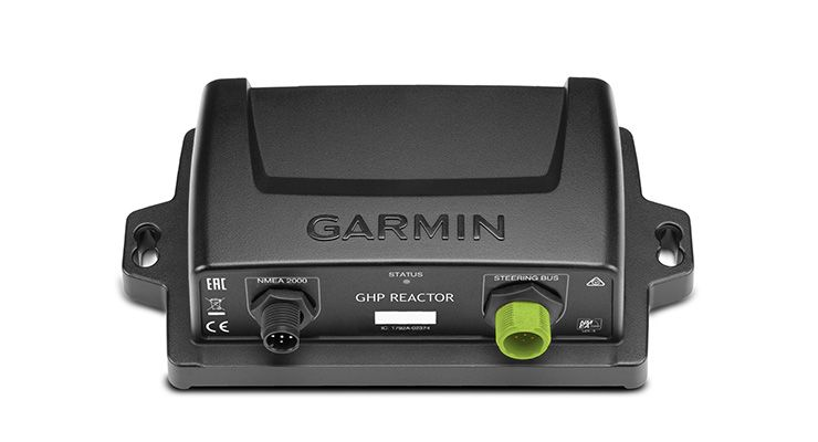 Piloto automático hidráulico Reactor® 40 da Garmin chega ao mercado