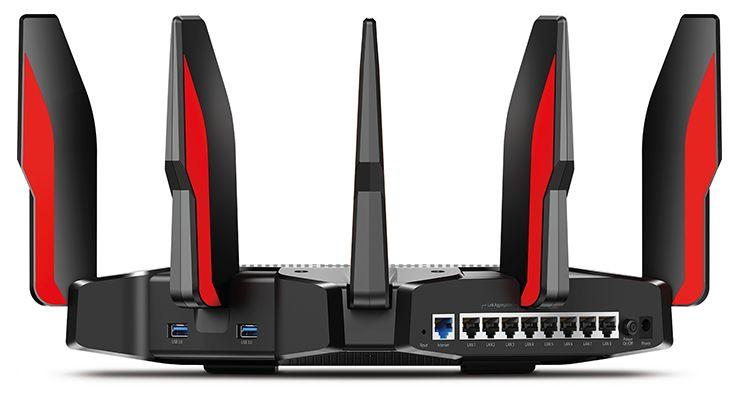 TP-Link® anuncia o router Wi-Fi mais poderoso do mundo