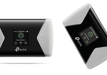 TP-Link apresenta router portátil M7450 4G LTE CAT.6 Wi-Fi