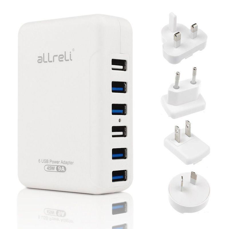 Carregador USB AllreLi