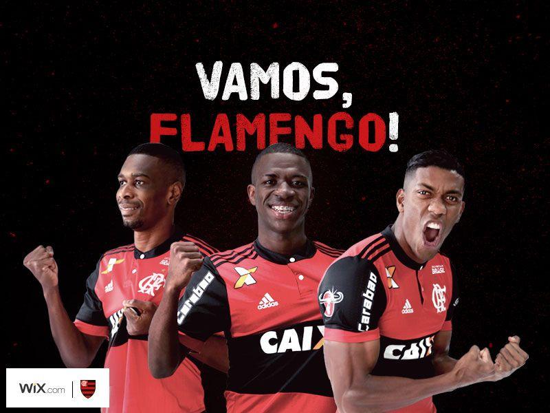 Wix e Flamengo estão unidas para desenvolverem um caminho comum