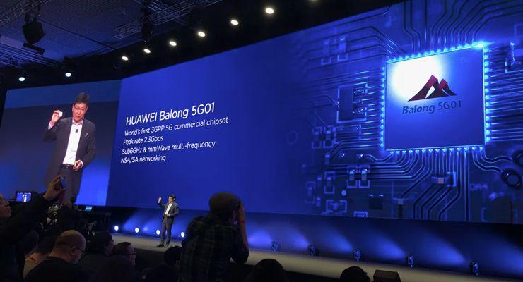 Huawei 5G Balong