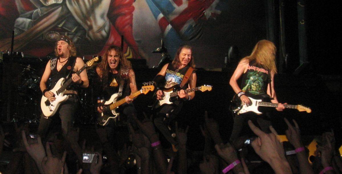 Iron Maiden perfoming artistas, Chico Buarque, concertos, Daniela Mercury, espectáculos, Festival Rock in Rio, géneros musicais, Iron Maiden, Lenny Kravitz, múxicos, Portugal, Vanessa da Mata