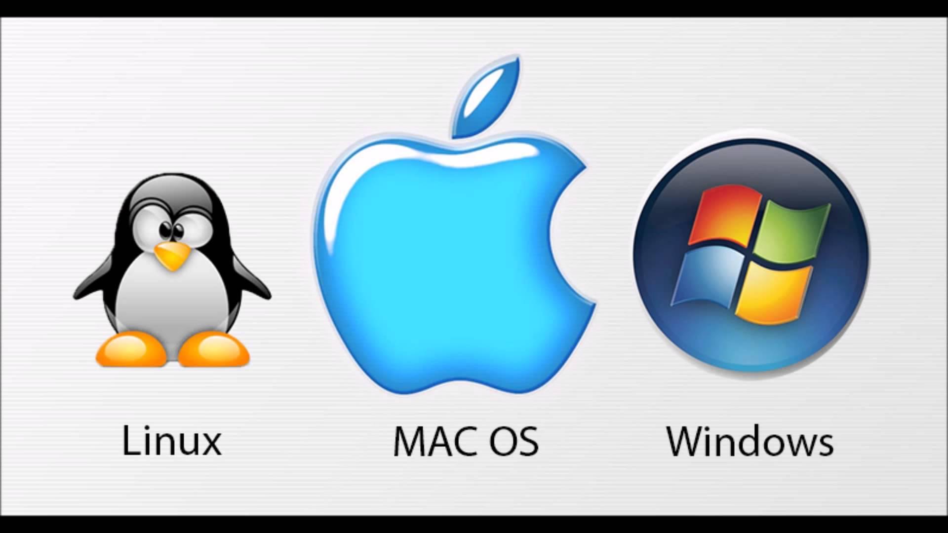 Sistema Linux, macOS e Windows