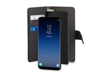 Puro com capas/carteira para Samsung Galaxy