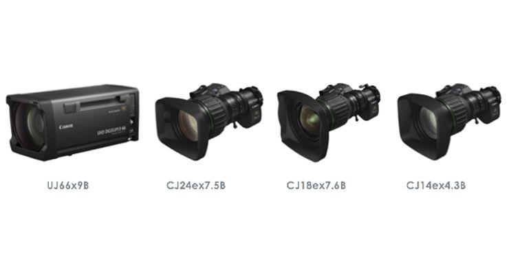 Canon Objectivas