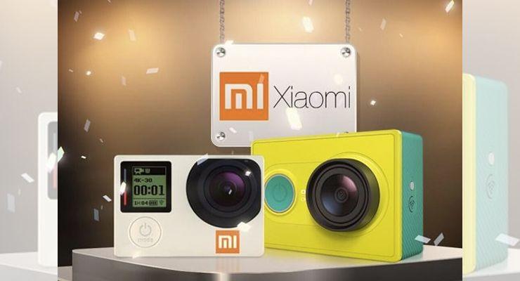 Xiaomi GoPro