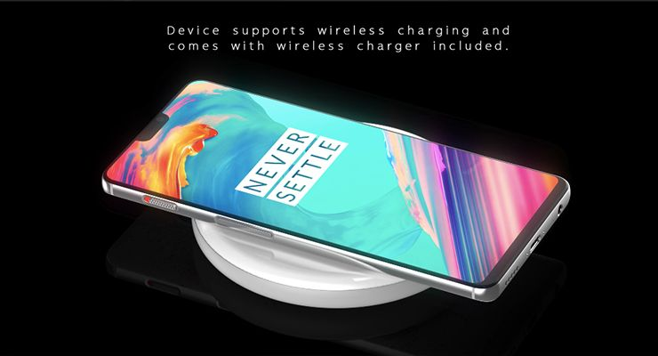 OnePlus 6 wireless