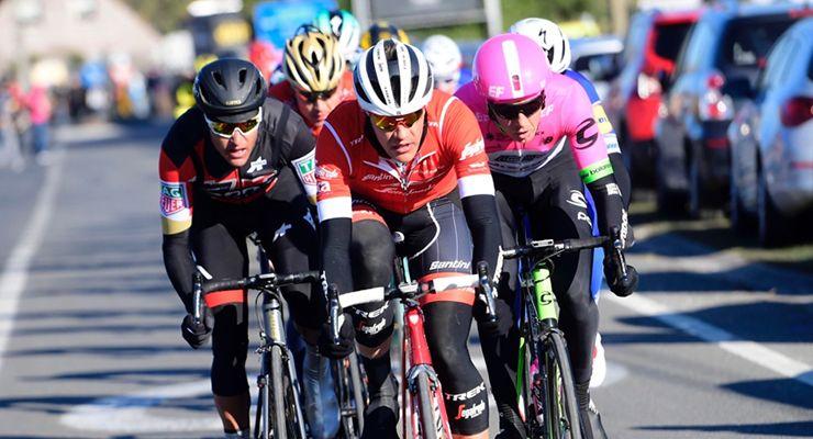 Garmin desenvolve patrocínios ao ciclismo profissional