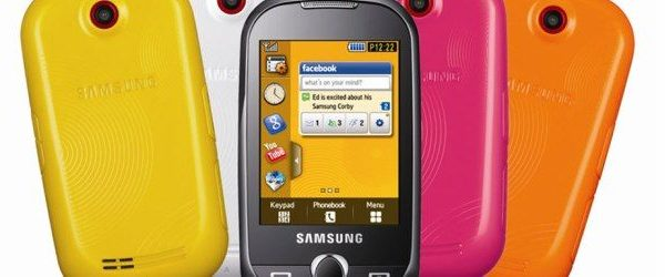 Samsung Corby smart