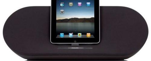 philips fidelio Altec Lansing Octiv Stage MP450, iHome iA100, iLuv Audio Cube, iPad, Jensen Jips250i, Philips Fidelio