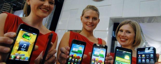 lg mwc2 2011 barcelona, LG, LG Optimus 3D, LG OPtimus tablet, Mobile World Congress