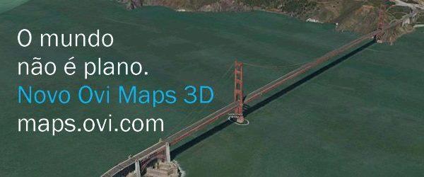 3D san fransico Google Earth, Nokia, Ovi Maps 3D, pictures