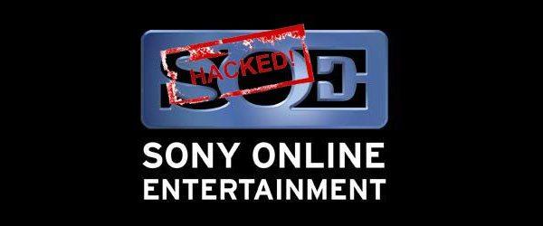 Sony online hacked