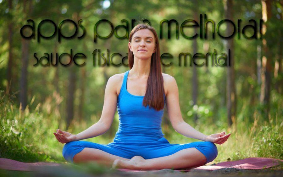 Aplicativos saúde física mental