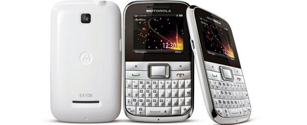 messenger para celular motorola ex108